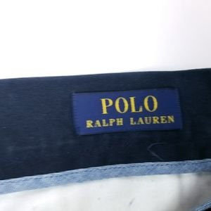 Polo by Ralph Lauren Shorts - Polo Ralph Lauren Classic Fit Shorts Navy Blue 31